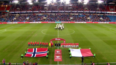 Full match: Norway vs Malta
