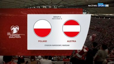 Full match: Poland vs Austria