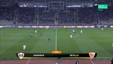 Full match: Qarabag vs Sevilla