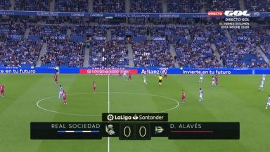 Full match: Real Sociedad vs Deportivo Alaves