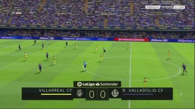Full match: Villarreal vs Real Valladolid