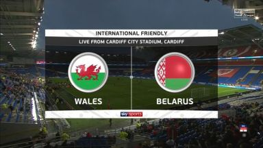 Full match: Wales vs Belarus