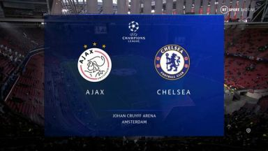 Full match: Ajax vs Chelsea