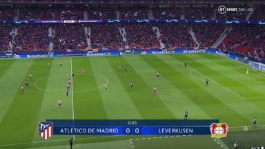 Full match: Atletico Madrid vs Bayer Leverkusen