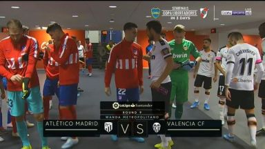 Full match: Atletico Madrid vs Valencia