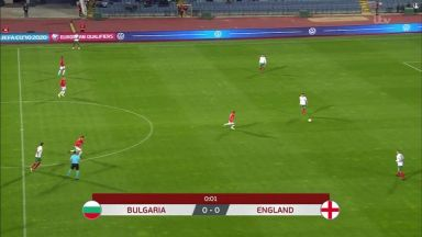 Full match: Bulgaria vs England