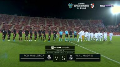 Full match: Mallorca vs Real Madrid