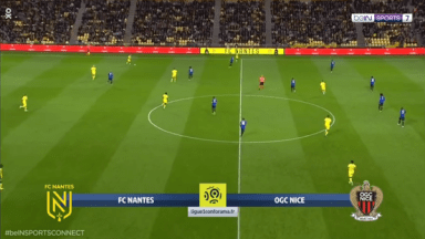 Full match: Nantes vs Nice