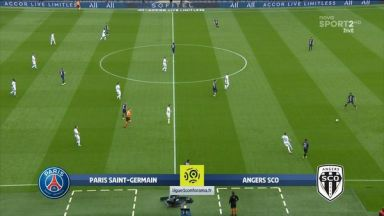 Full match: PSG vs Angers SCO