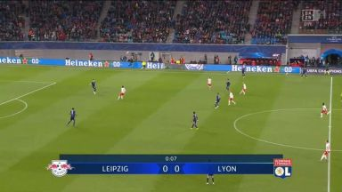 Full match: RB Leipzig vs Olympique Lyonnais