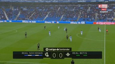 Full match: Real Sociedad vs Real Betis