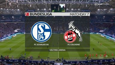 Full match: Schalke 04 vs Cologne