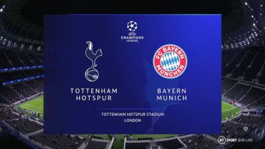 Full match: Tottenham Hotspur vs Bayern Munich