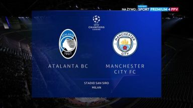 Full match: Atalanta vs Manchester City