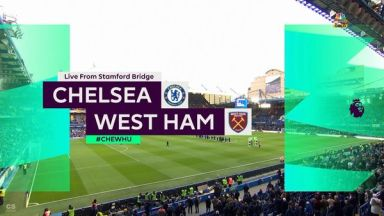 Full match: Chelsea vs West Ham United