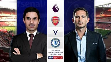 Full match: Arsenal vs Chelsea