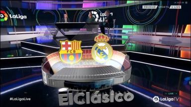 Full match: Barcelona vs Real Madrid