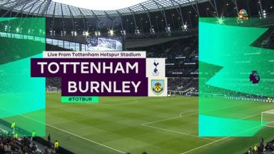 Full match: Tottenham Hotspur vs Burnley