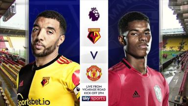 Full match: Watford vs Manchester United
