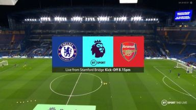 Full match: Chelsea vs Arsenal