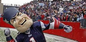 Patriots Mascot