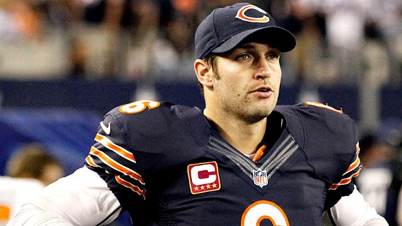 Sex, Lives and Football (Players): To Bear(s) or Not to Bear(s) Jay Cutler