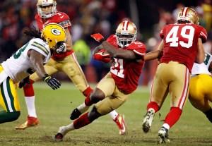 Frank Gore - ESPN Photo