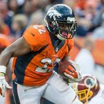 CJ Anderson - Denver Broncos