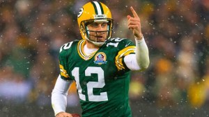 Aaron Rodgers - ESPN Photo