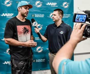 Jordan Cameron - Miami Dolphins Photo