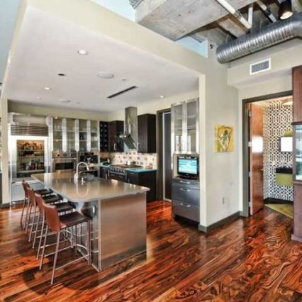 Cam Newton Apartment