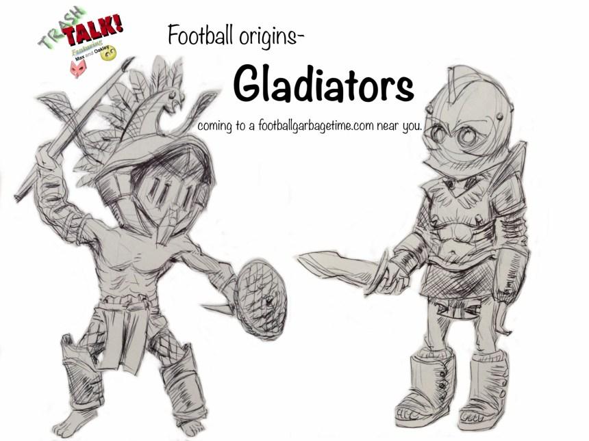 Trash Talk - Gladiators
