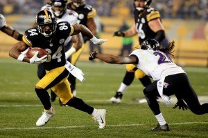 Antonio Brown - Getty Images