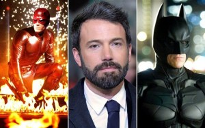 Ben Affleck Super Hero