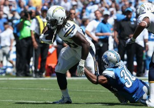Melvin Gordon - Getty Images