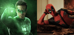 Ryan Reynolds Super Hero