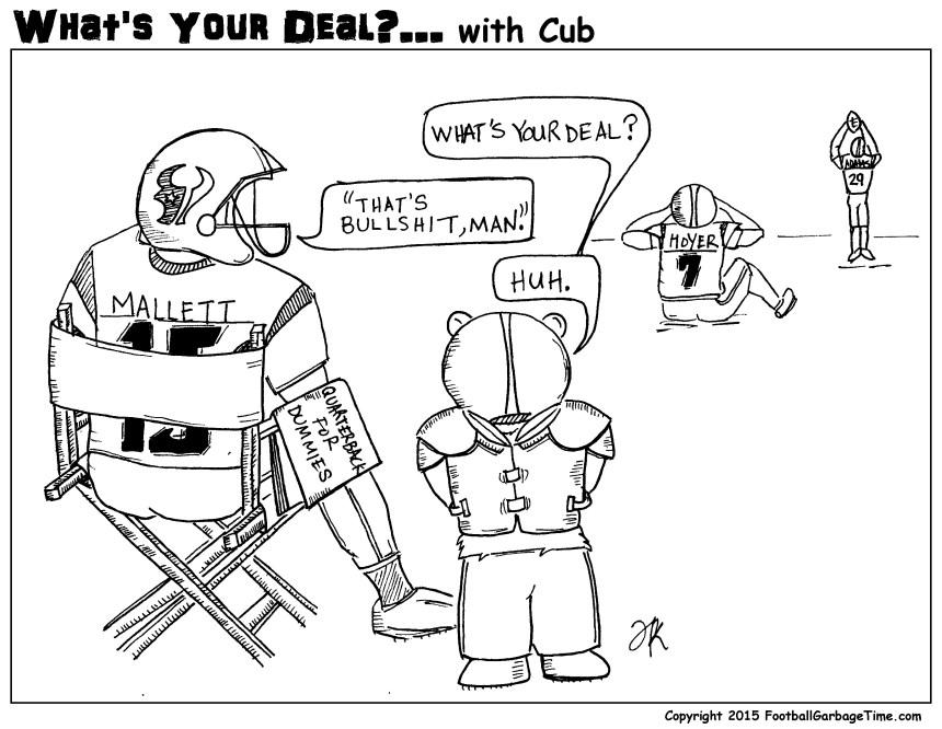 What's Your Deal - Ryan Mallett