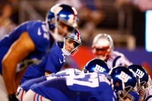 Eli Manning - USA Today Sports Photo