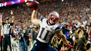 Julian Edelman - Getty Images