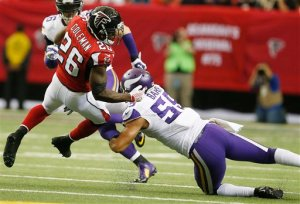 Tevin Coleman - AP Photo