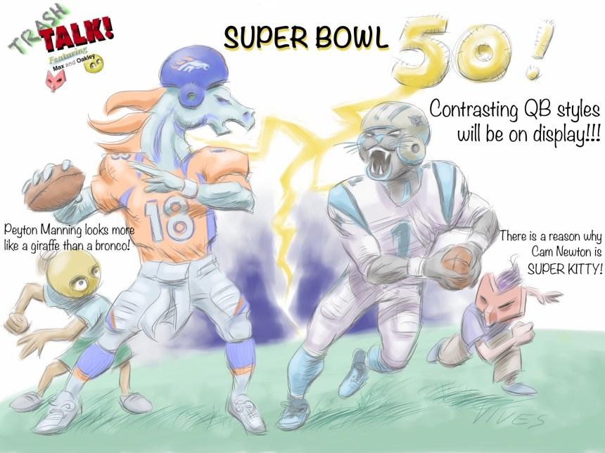 Trash Talk - Super Bowl 50
