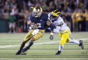 Will Fuller - NDinsider.com Photo