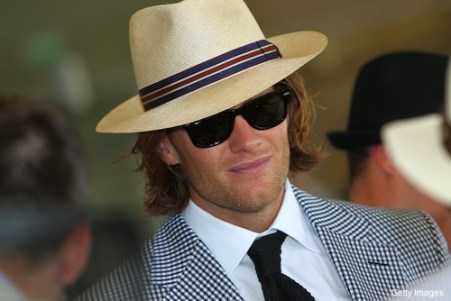 Tom Brady is the same as... (totalprosports.com Photo)