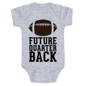 QB of the Future Tshirt