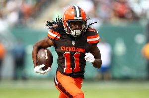 Travis Benjamin - USA Today Sports Photo NFL Free Agency
