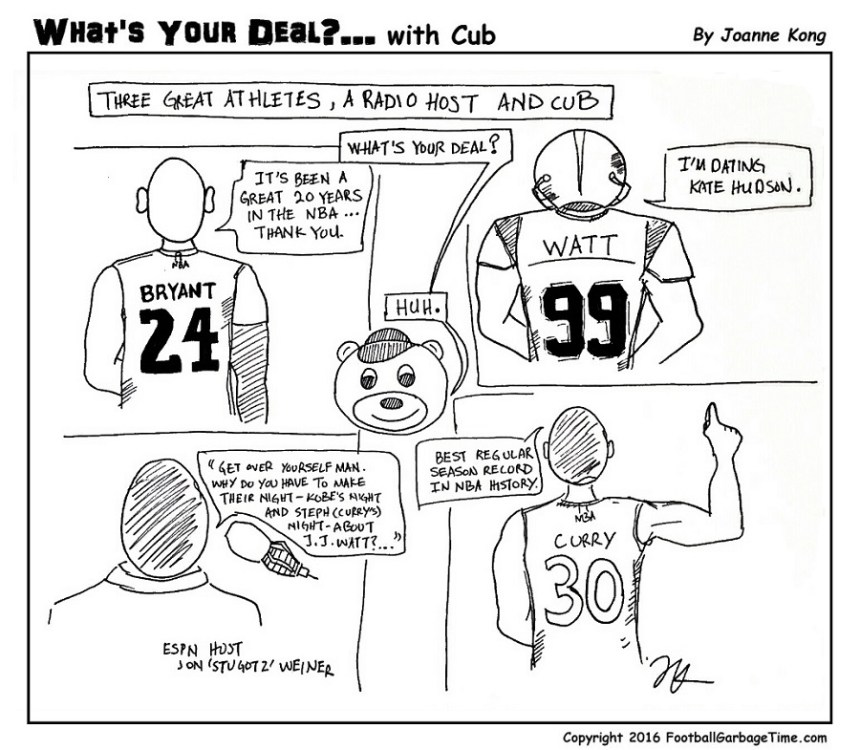 What's Your Deal - Kobe Bryant - Medium