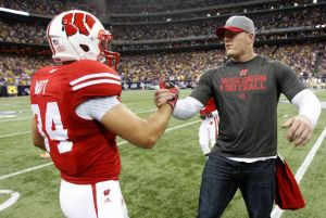 JJ Watt and Derek Watt