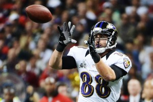Dennis Pitta - Getty Images