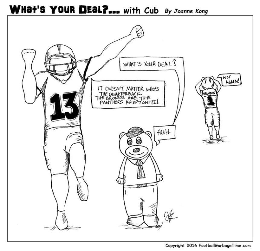 Whats Your Deal - Trevor Siemian Medium