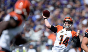 Andy Dalton - USA Today Sports Photo